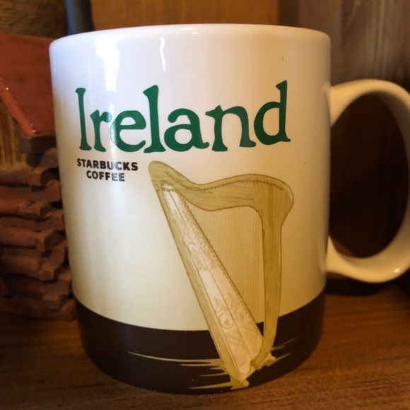 Starbucks Collector Series: Ireland